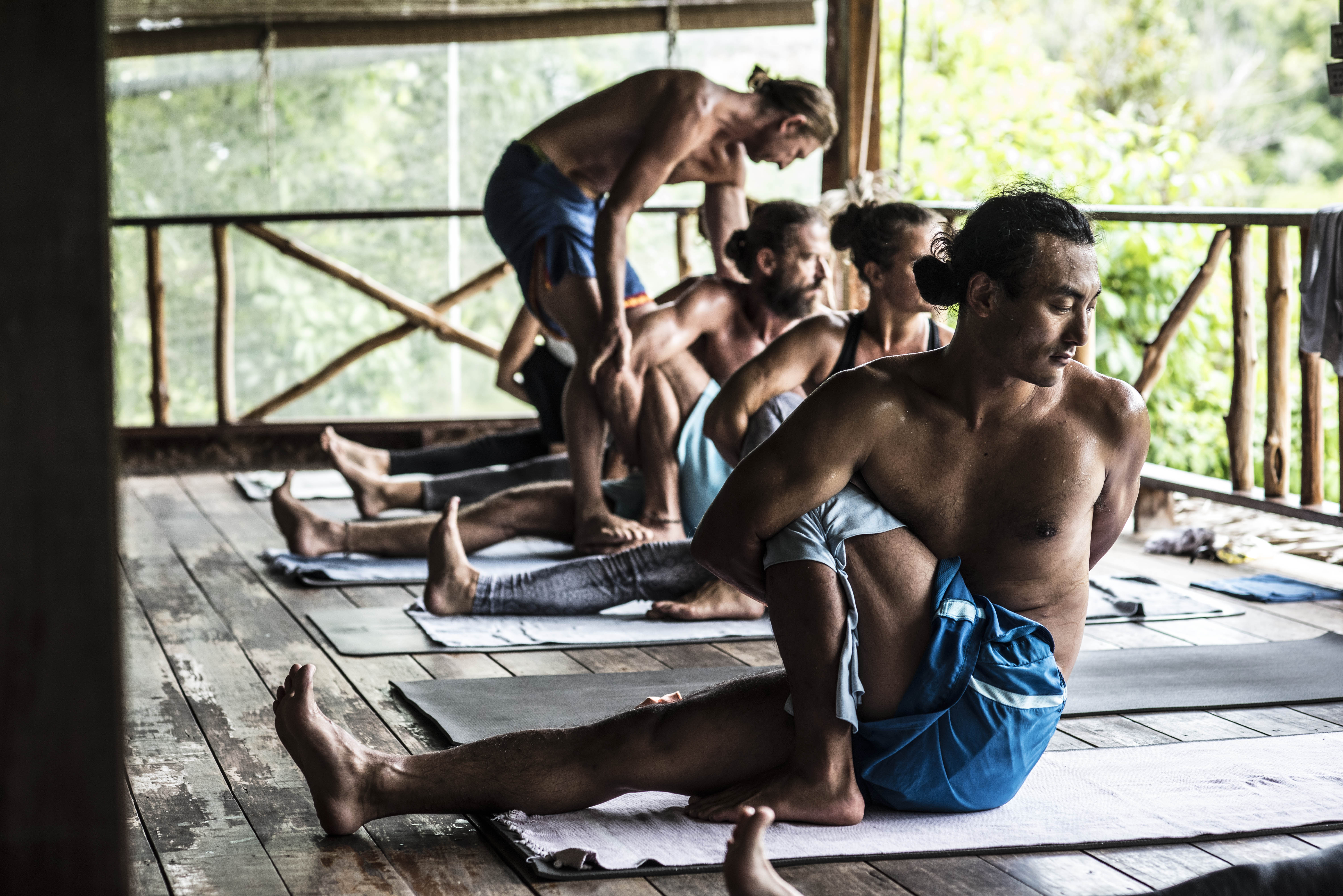 Ashtanga Yoga with first-class Teachers
